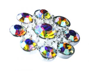 Crystal Traditional (Silver) Collection
